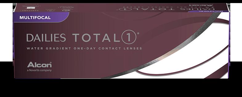 DAILIES TOTAL1® Multifocal