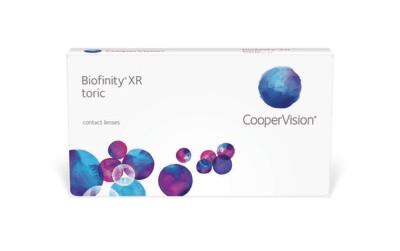 Biofinity® XR toric