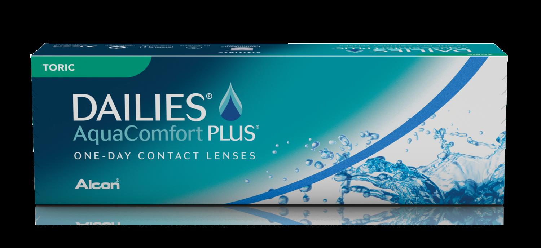 DAILIES® AquaComfort Plus® Toric