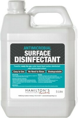 Surface Disinfectant 5L