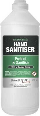 Hand Sanitizer 750ml