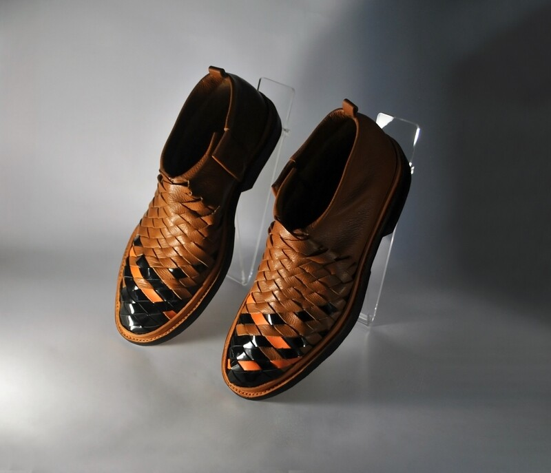 Andes shoes lightbrown