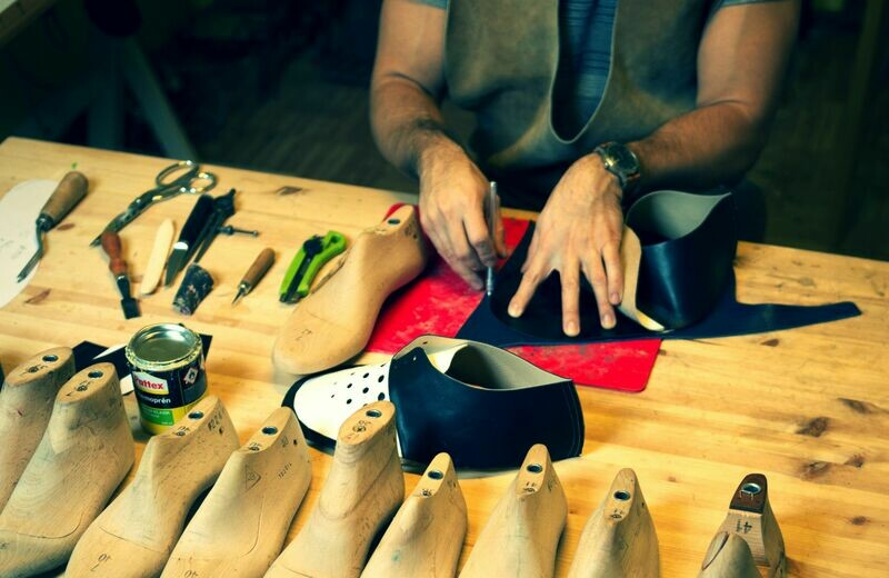 Custom made shoes / Boty Na Míru Voucher