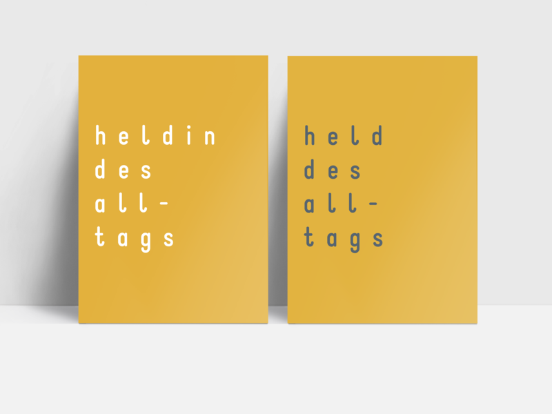 Postkarten Set für HELDEN UND HELDINNEN (ab 2 Stk.)