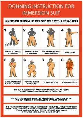Инструкция по одеванию гидрокостюма