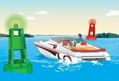 Судоводитель маломерного моторного судна. Районы плавания внутренние водные пути, внутренние морские воды и территориальное море РФ