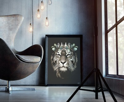Tiger King Print