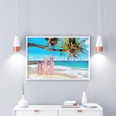 Beach Print