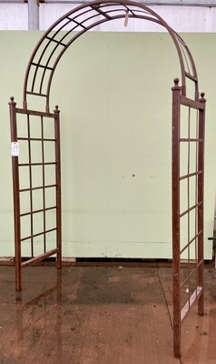 Tube type Iron Arbor