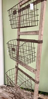 Farm Bureau Vert Basket Rack