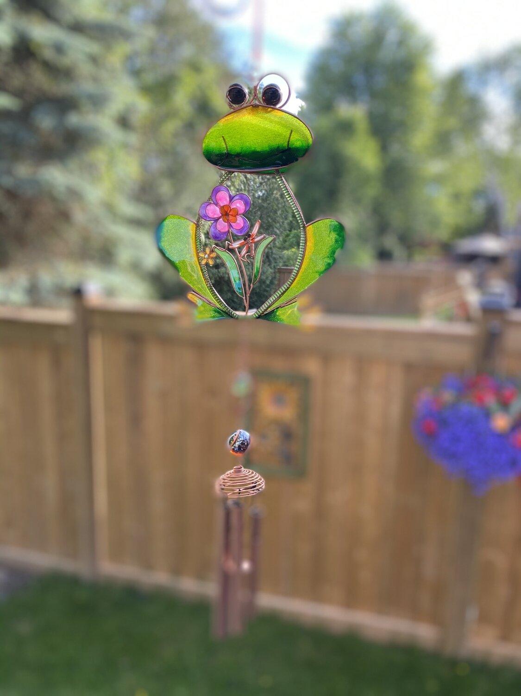Frog Windchime