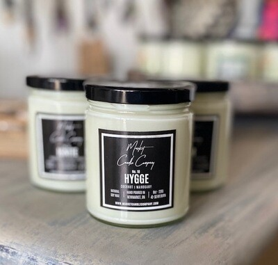 Market Candle Company Soy Candles