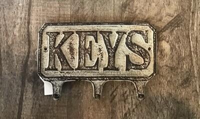 Hook - Metal Keys Holder