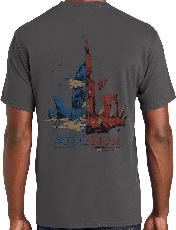Mysterium 2020-2021 Shirt (Unisex) - PREORDER