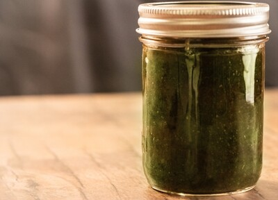Cucumber Mint Jam