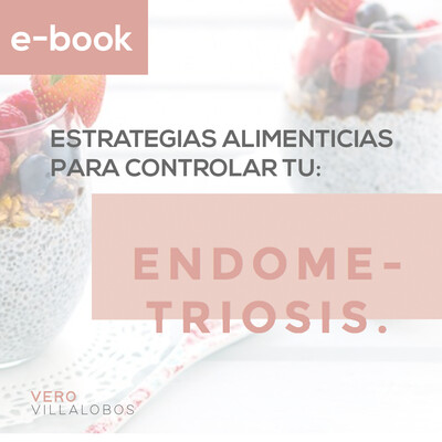 E-book: Controla tu Endometriosis