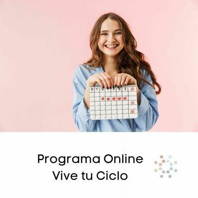 Programa Vive tu Ciclo