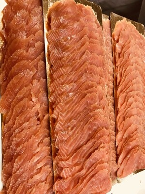 Presliced Smoked Salmon