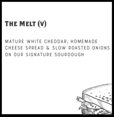 The Melt + 1 Side