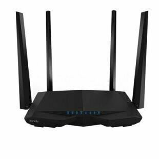 TENDA AC6 AC1200 Smart Dual-Band Wi-Fi Router (100mw High Power 4x 5dBi HG antennas) - AC6