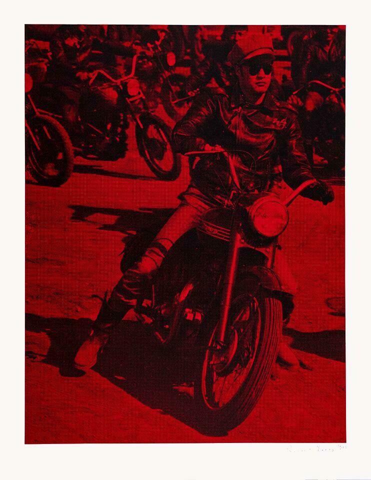 Russell Young, Brando Bike