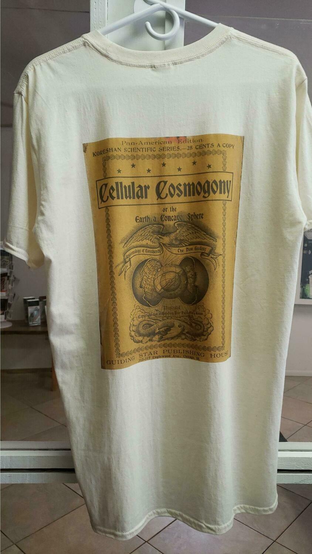 Cosmogomy tee