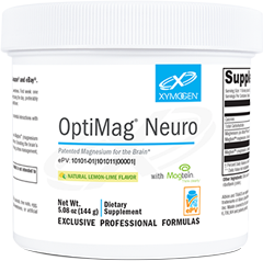 OptiMag Neuro Unflavored 60 Serv