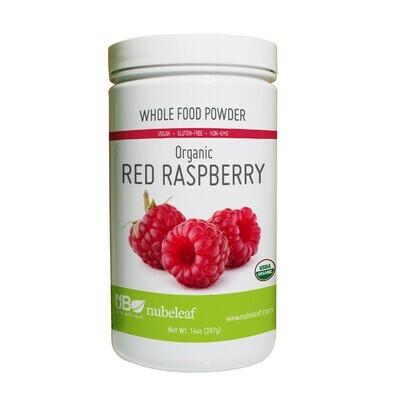 Organic Raspberry 14oz