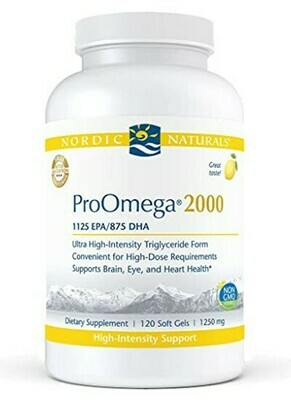 ProOmega 2000-D 120ct