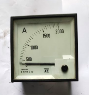 Ampere Meter 0-200 AE (E24039079)
