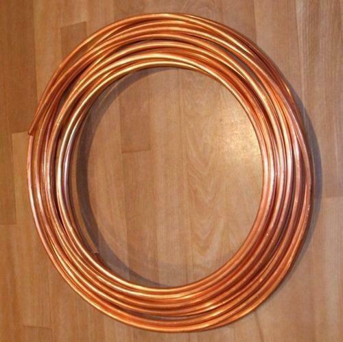 Copper Tube/ Pipe 6 mm Dia (F18090600)