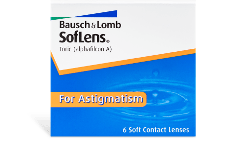 SofLens Toric (Astigmatism)   6pk