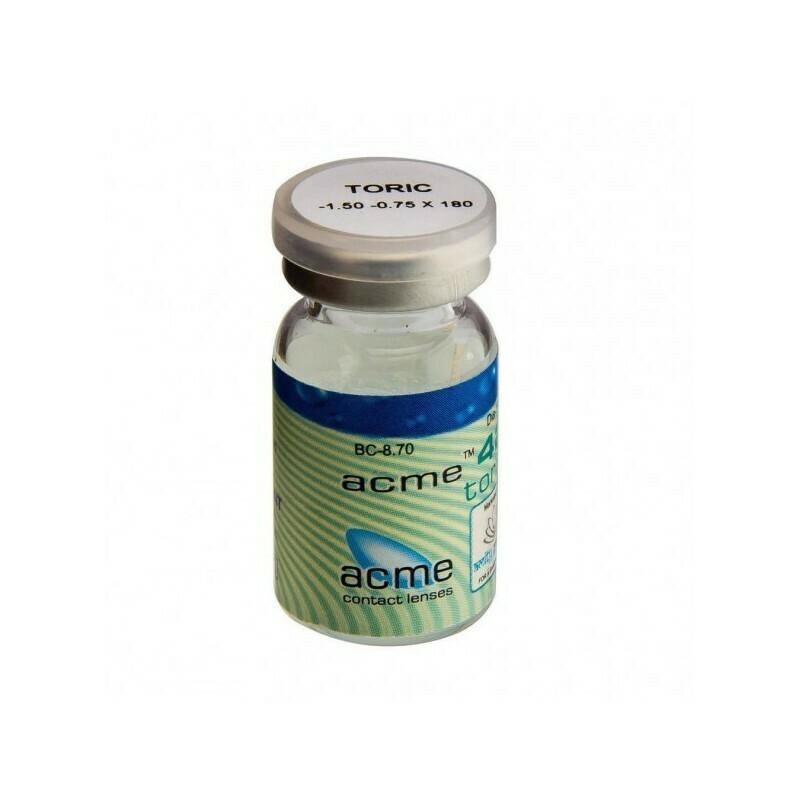 Acme 42 Toric (Astigmatism) | 1pk