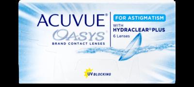 ACUVUE® OASYS®  ASTIGMATISM | 6pk