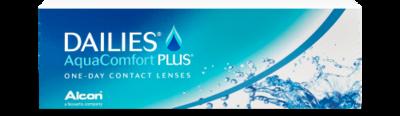 DAILIES AquaComfort Plus | 30pk
