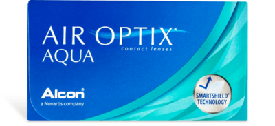 Air Optix Aqua | 6pk
