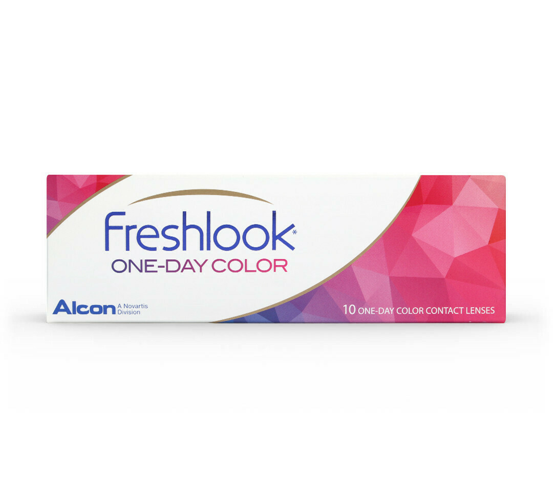 FreshLook ONE-DAY Color   10pk