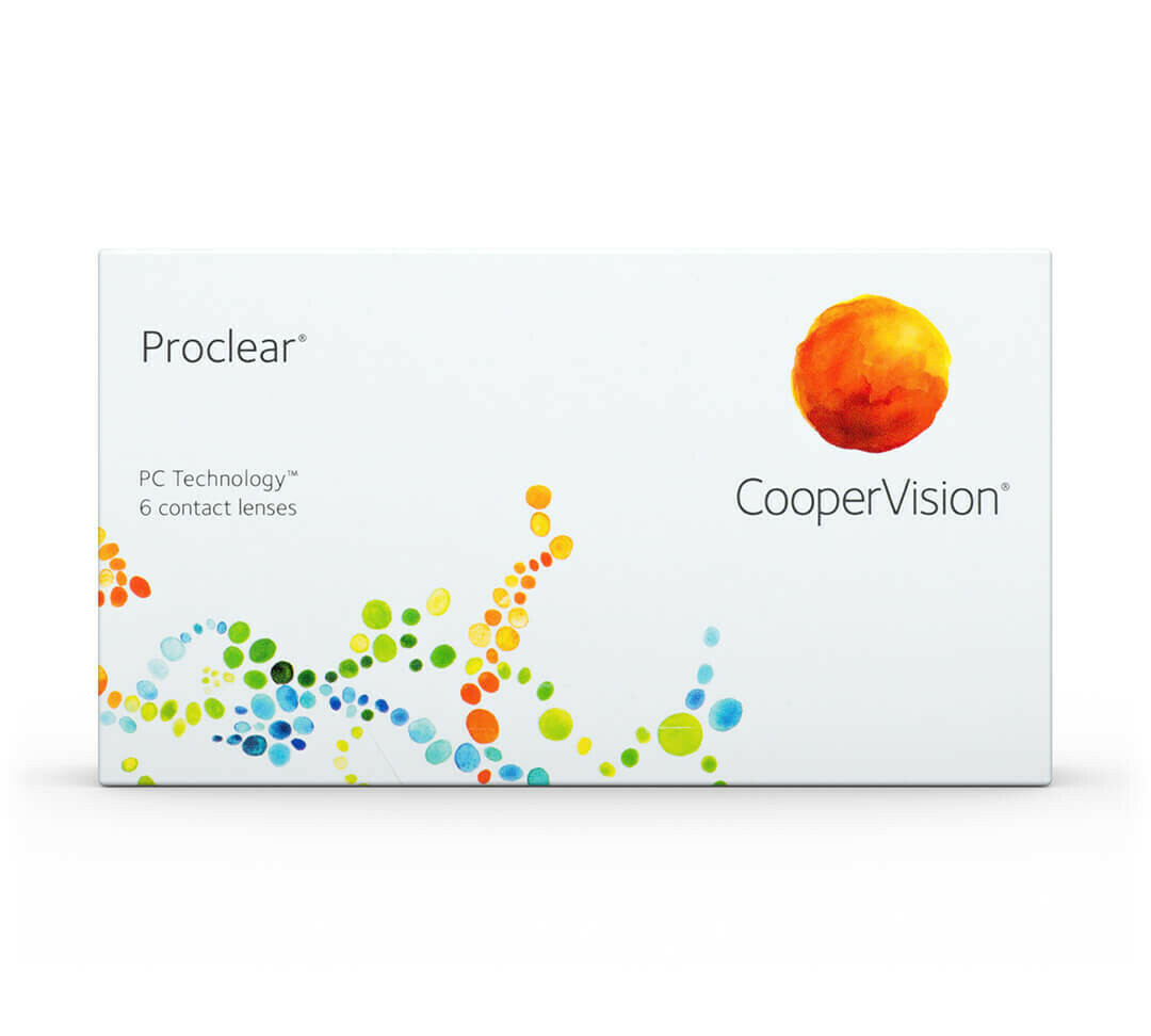 Proclear   6pk