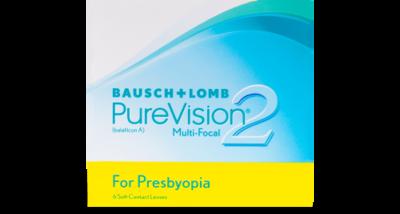 PureVision2 for Presbyopia | 6pk