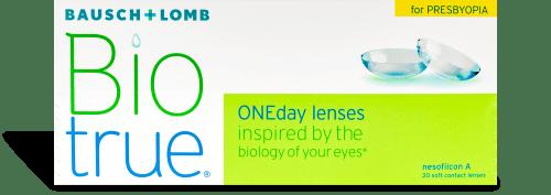Biotrue One Day for Presbyopia | 30pk