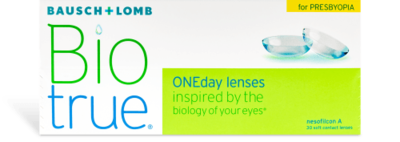 Biotrue One Day for Presbyopia | 30pk