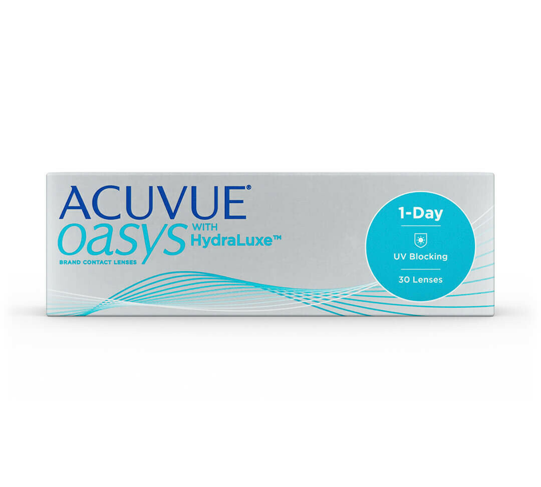 ACUVUE® OASYS® 1-Day   30pk