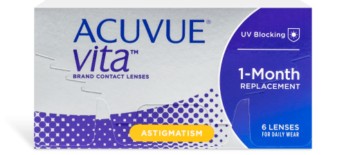 ACUVUE® VITA™ for Astigmatism   6pk