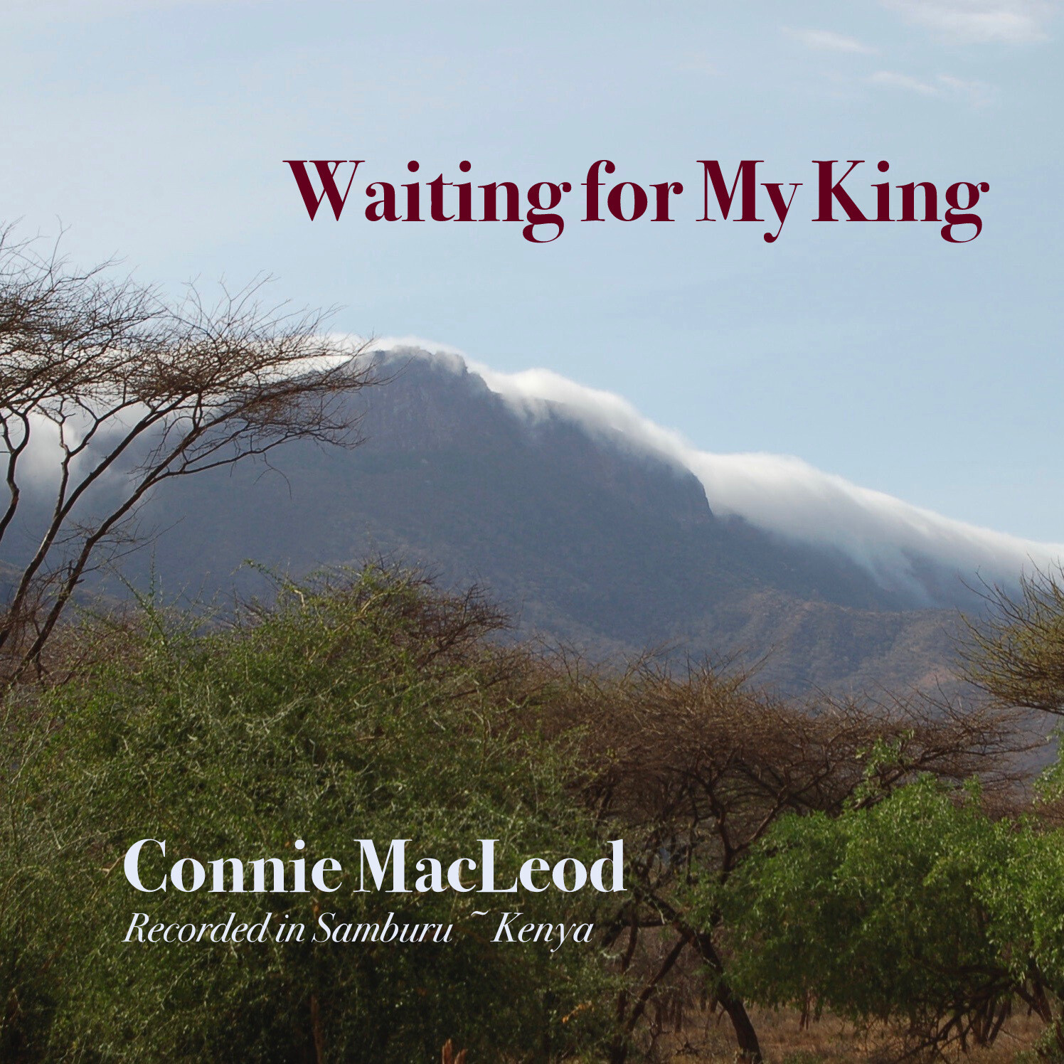 Waiting for My King - CD
