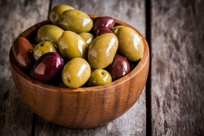 Mixed Olives