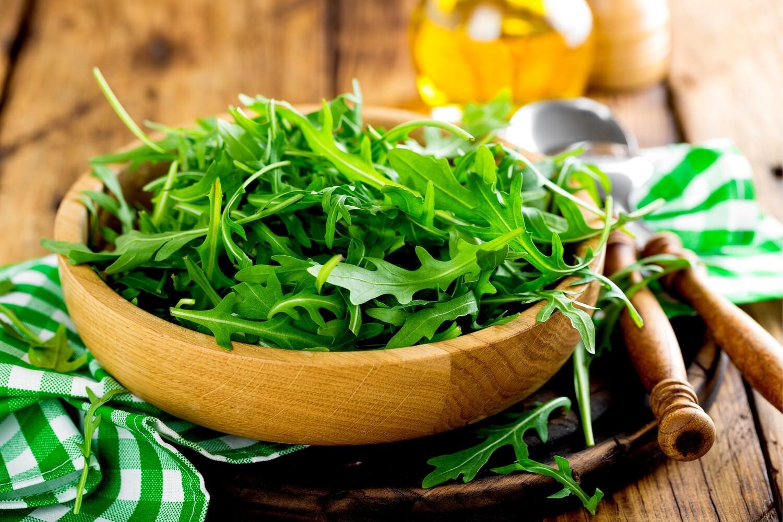 Rocket & Parmesan Salad
