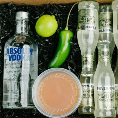 Ultimate Spenard Dirty Martini