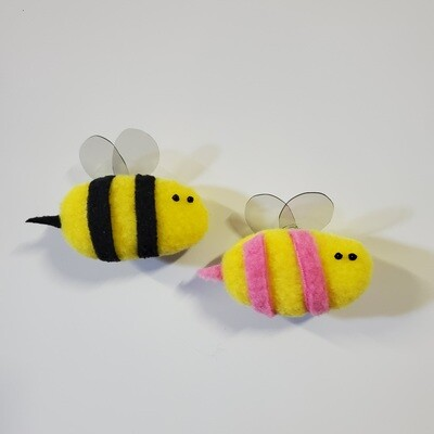 #fringebuzz Bee Magnet