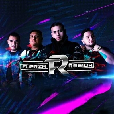 Fuerza Regida Digital Download