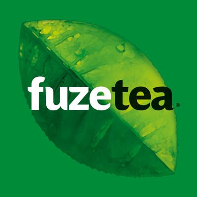 Fles Fuze Tea Green Tea